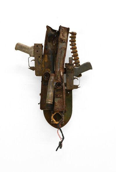Gonçalo Mabunda, 'Untitled Mask', 2016