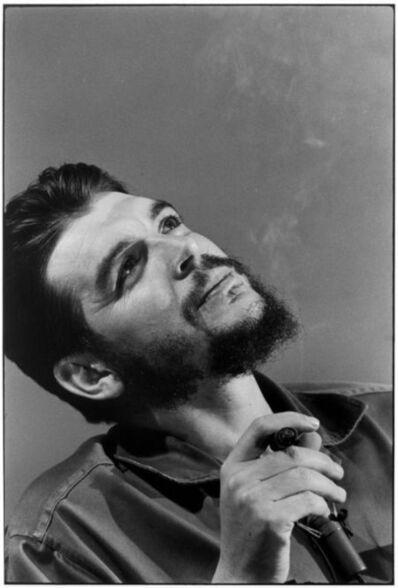 Elliott Erwitt, 'Che Guevara, Havana', 1964