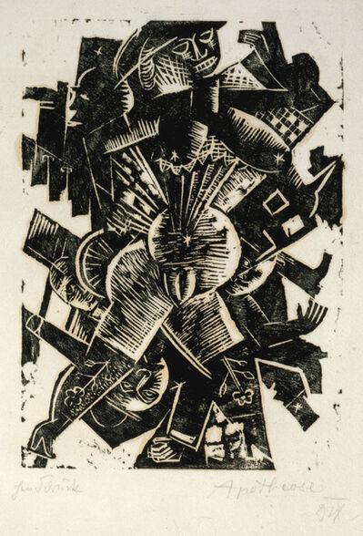 Otto Dix, 'Apotheosis', 1919