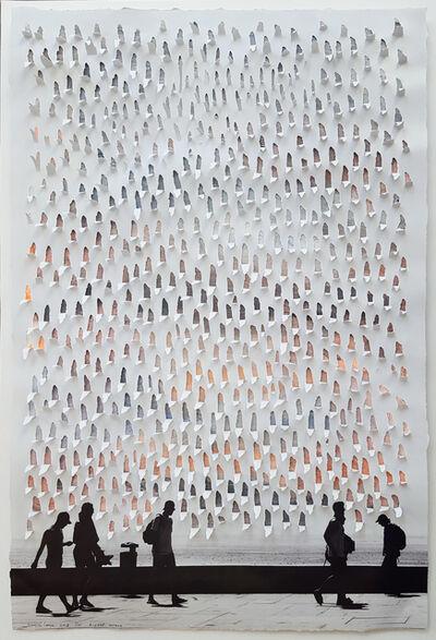 Toyin Loye, 'Walk On', 2018