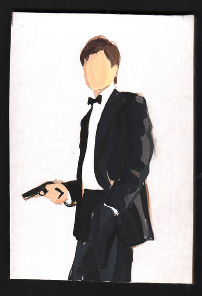 Gideon Rubin, 'Tuxedo', 2021