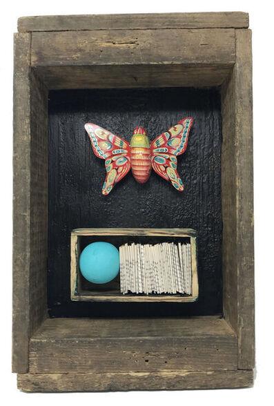 Robin Howard, 'Butterfly Box 3', 2019