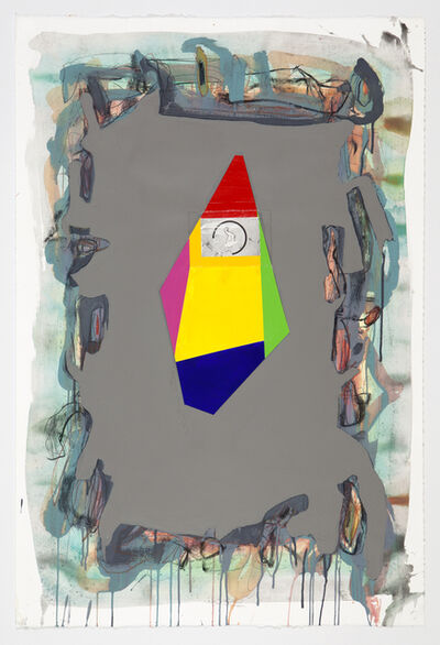 Peter Plagens, 'untitled (to Walter Gabrielson)', 2014