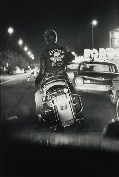 Danny Lyon, 'Benny, Grand and Division, Chicago', 1966