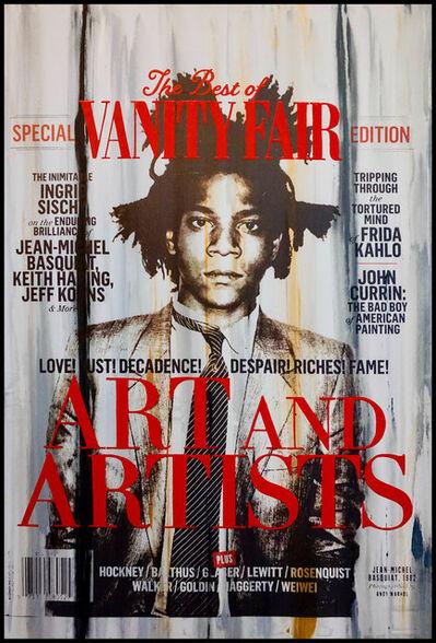 Erik Skoldberg, 'Erik Skoldberg, Vanity Fair Basquiat', 2019