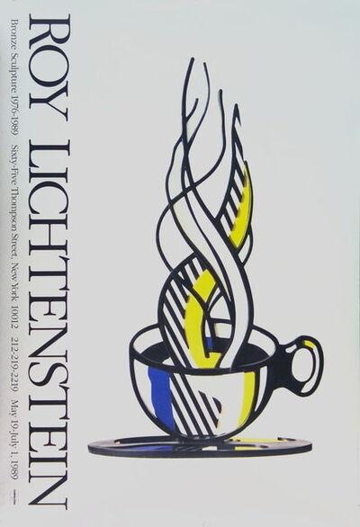 Roy Lichtenstein, 'Cup and Saucer', 1989