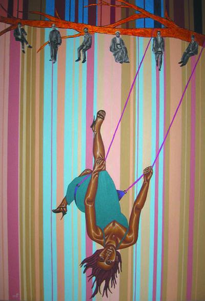 Rim El Jundi, 'Swing', 2011