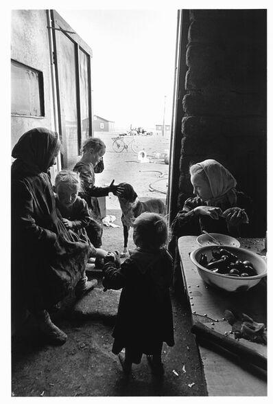 Larry Towell, 'El Cuervo, Casa Colonies, Mennonites, Chihuahua', 1997