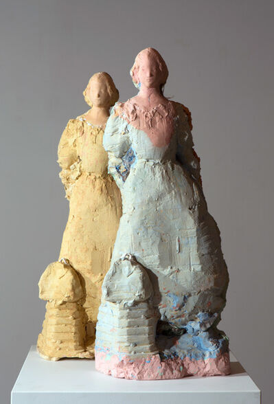 Linda Marrinon, 'Gainsborough's daughters', 2016