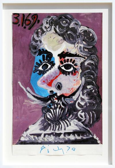 Pablo Picasso, 'Marlborough: Galerie d'Art, Roma', 1969