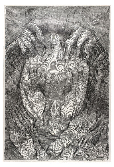 Carl Krull, 'Oldmec #2', 2014