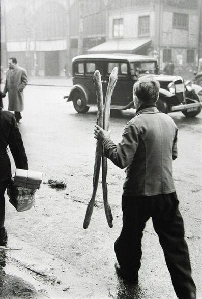Marc Riboud, 'Two Baguettes, Paris', 1953