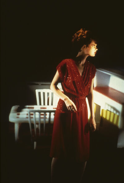 Laurie Simmons, 'Red and White Kitchen', 1984