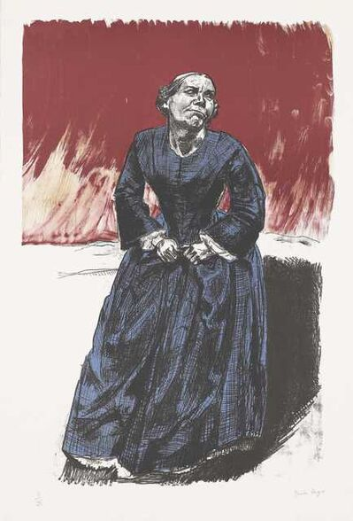 Paula Rego, 'Come to Me', 2001-02
