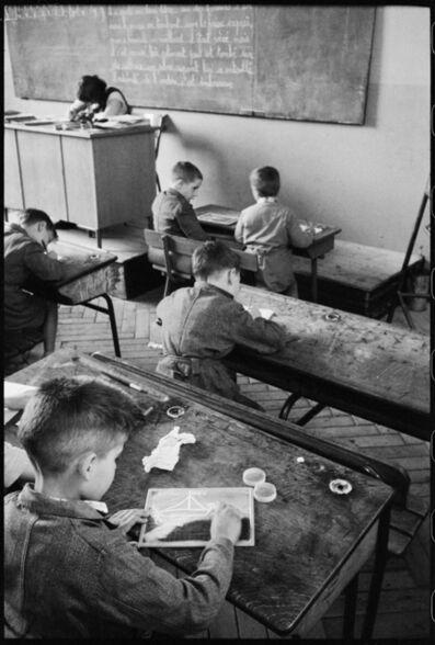 Marc Held, 'Cours de dessin, Montreuil sous Bois', 1958