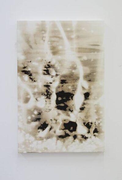 Christian Seidler, 'Ohne Titel (Feuer-Bild)', 2017