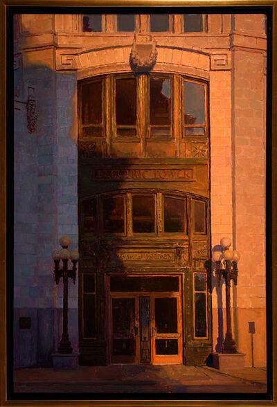 Raymond Bonilla, 'The Electric Tower', 2020