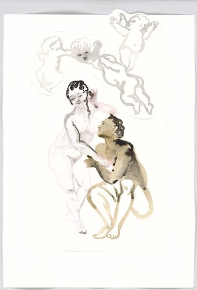 Yih-Han Wu, 'Venus and Vulcan', 2017