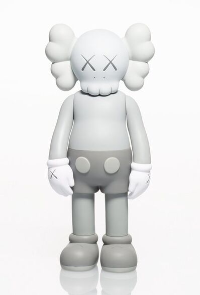 KAWS, 'Companion (Grey)', 2016