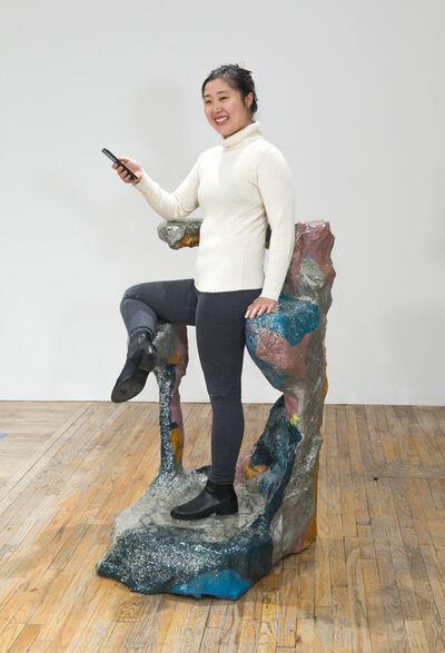 Jillian Mayer, 'Slumpie 31 – Wet Bar Standing', 2017