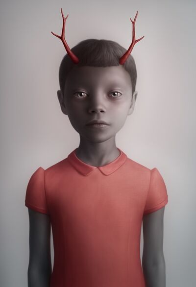 Oleg Dou, 'Fawn 2', 2009