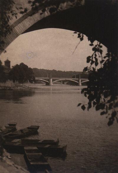 Josef Sudek, 'Bridge, Prague, Czechoslovakia', Circa 1913