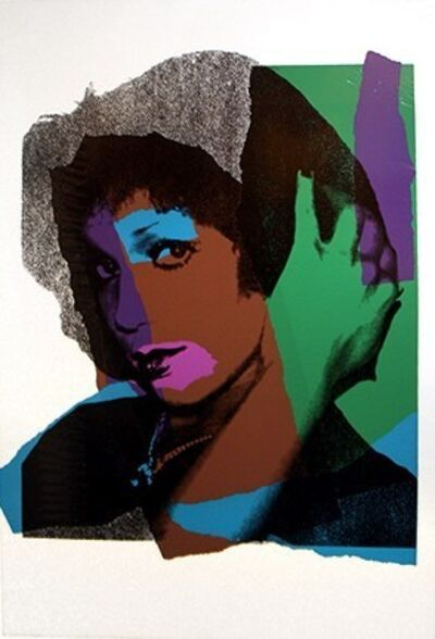 Andy Warhol, 'Ladies & Gentlemen 1975 F&S II.132', 1975