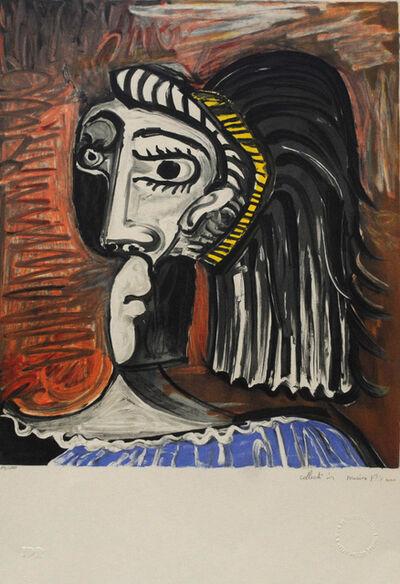 Pablo Picasso, 'Tete de Femme', 1979-1982