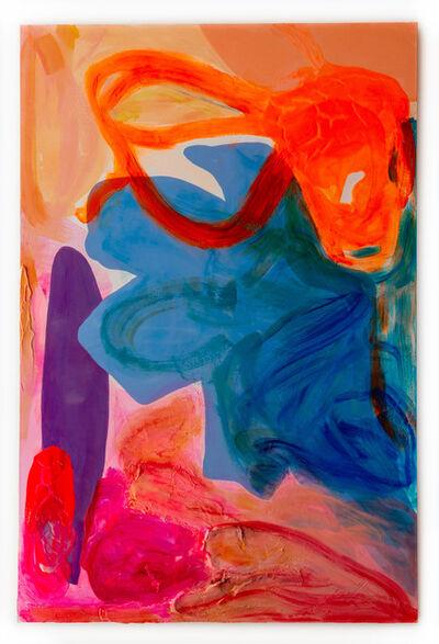 Debra Drexler, 'Orange Wiggle', 2018