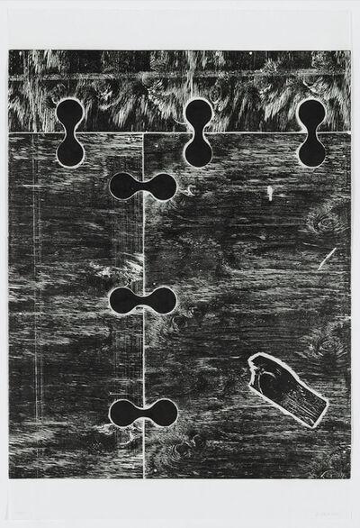Mel Kendrick, '6 Locks', 1997