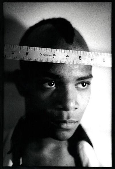 Nicholas Taylor, 'Rare Jean-Michel Basquiat Photograph ', 1979/Printed later