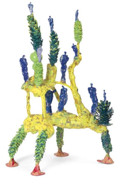 Gunter Damisch, 'Zapfen Ortkonstruktsteher', 2001