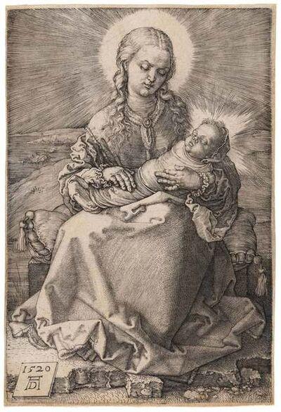 Albrecht Dürer, 'The Virgin With The Swaddled Child (Bartsch 38; Meder 40)', 1520