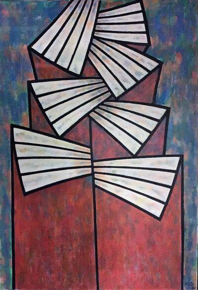 Alfredo Hlito, 'Simulacro XXIX', 1976