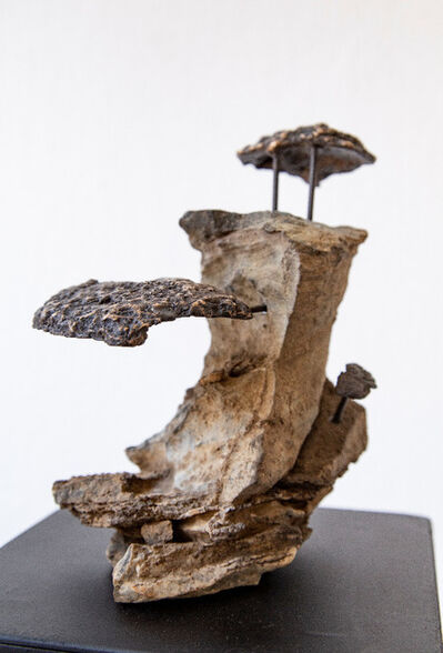 Chrisél Attewell, 'August Potholes III', 2018