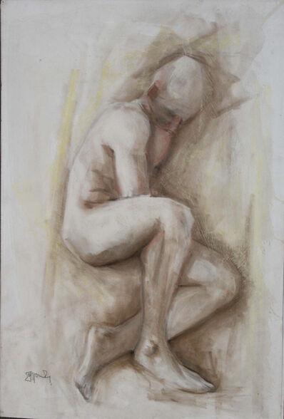 Monari, 'Male Nude 3 ', 2018
