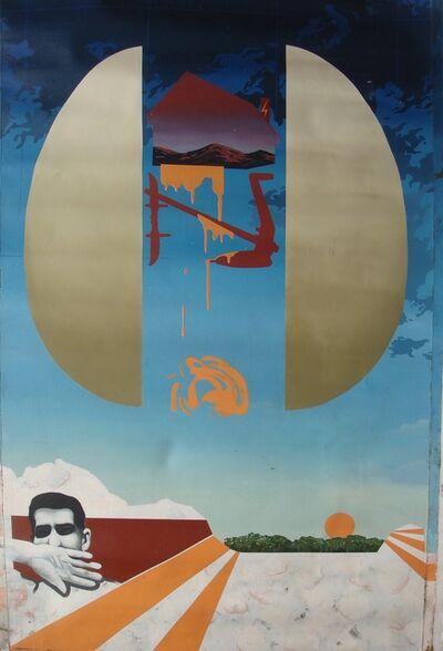 Rajiba Lochan Pani, 'Midday Sunset', 2005