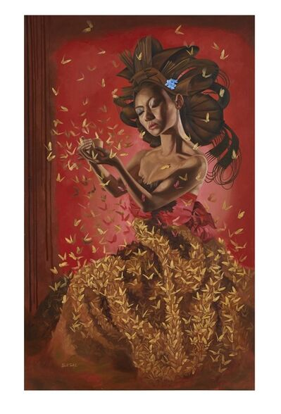 Heidi Taillefer, 'Keeping the Flame (Madame Butterfly)', 2015