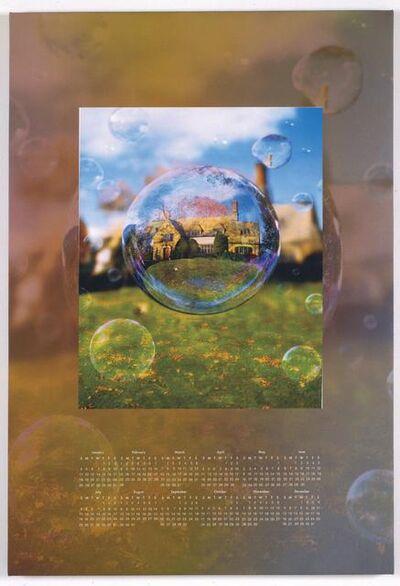 Seth Price, 'Dropped Back Bubble House', 2004