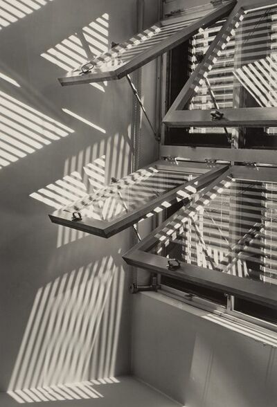 William Keck, 'Dining Room Window: Reflections and Mirroring', 1939