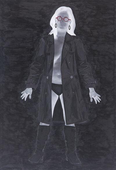 Carol K. Brown, 'Paperdoll 30', 2009