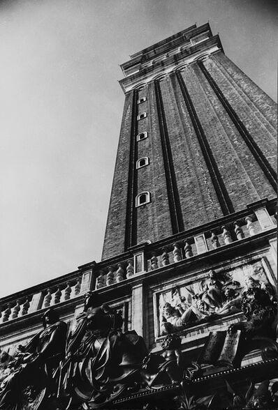Riccardo Moncalvo, 'Campanile di San Marco', 1940