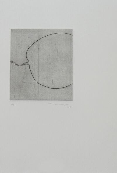 Magali Lara, 'Pausa, separación D', 2015