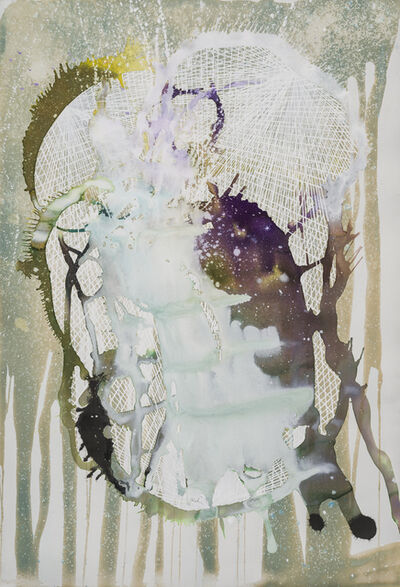 Caroline Bullock, 'All Possible Worlds (Fountainhead)', 2017