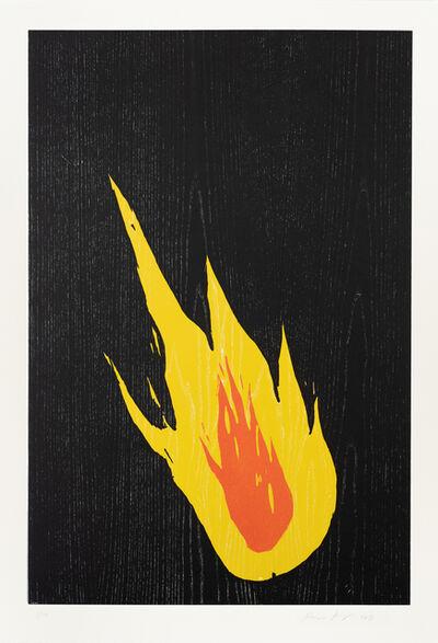 Ragnar Kjartansson, 'Fire 1', 2020
