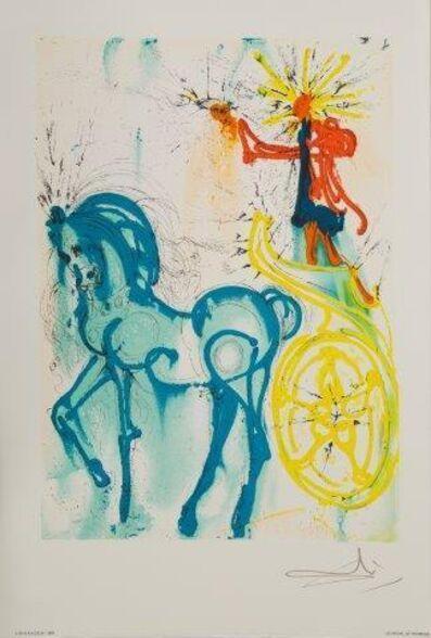 Salvador Dalí, 'Les Chevaux de Dali', 1983