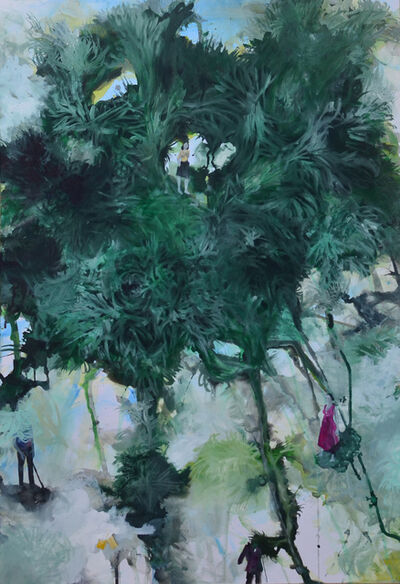 Eric Pina, 'Urban canopy V', 2015