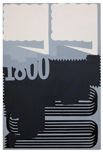 Nikolaus Dolman, '1-800', 2019