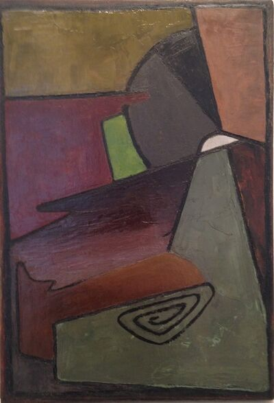 Alice Trumbull Mason, 'Beside the Way', 1930