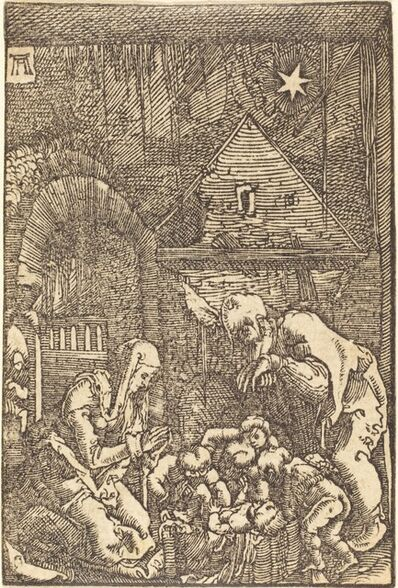 Albrecht Altdorfer, 'The Nativity', ca. 1513